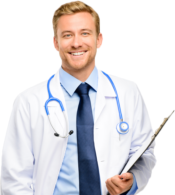 stock photo of a doctor